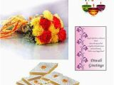 Birthday Card and Flowers Delivery Send Flowers Sweet and Greeting Card Online by Giftjaipur