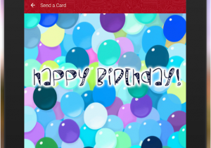 Birthday Card Apps For Facebook Cards Android On Google Play