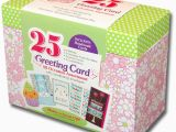 Birthday Card assortment Box Paper Magic Box Of 25 assorted All Occasion Embellished