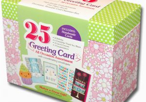 Birthday Card Assortment Box Paper Magic Of 25 Assorted All Occasion Embellished