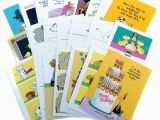 Birthday Card assortment Packs Amazon Com assorted Birthday Greeting Cards 30 Pack