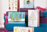 Birthday Card Box Sets 48 Pc 12 Designs Boxed Birthday Greeting Cards Set 5 5 Quot X 4