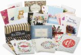 Birthday Card Box Sets All Occasion Greeting Card Set Cortesia