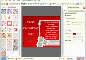 Birthday Card Creator Printable Free Greeting Cards Maker Software Make New Year