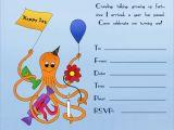 Birthday Card Creator Printable Free Kids Birthday Invite Template Birthday Invitation Maker