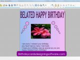Birthday Card Creator software Free Download Christmas Card Creator Holliday Decorations