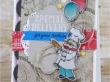 Birthday Card Delivery Service Birthday Delivery Artisan Blog Hop Stampinbythesea Com