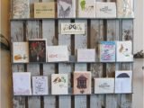 Birthday Card Display Ideas Greeting Card Display Racks for Craft Shows Rustic