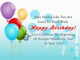 Birthday Card Emails Birthday Wishes for Colleague Birthday Images Pictures