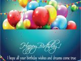 Birthday Card Emails Happy Birthday Quotes and Messages for Special People