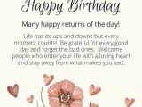 Birthday Card Emails Inspirational Birthday Wishes Messages to Motivate and
