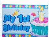 Birthday Card for 1 Year Old Boy 10 Pcs Lot Happy Birthday Decoration Cartoon Invitation
