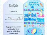 Birthday Card for 1 Year Old Boy Birthday Invitation Card for 10 Year Old Boy Best Happy