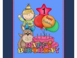 Birthday Card for 1 Year Old Boy Happy Birthday Wishes for One Year Old Page 3