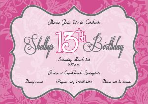 Birthday Card for 13 Year Old Girl Giraffic Arts Shelby S 13th Birthday Birthday Card for 13