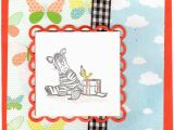 Birthday Card for 2 Year Old Baby Girl Cards by Jasann Birthday Card for 1 Year Old