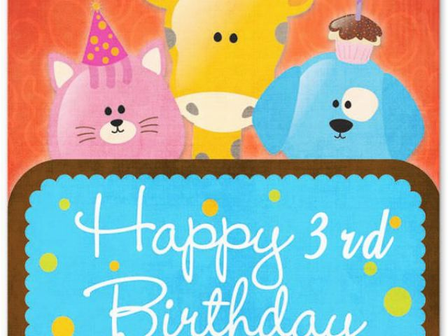 Download By SizeHandphone Tablet Desktop Original Size Back To Birthday Card For 3 Year Old Boy