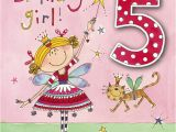Birthday Card for 5 Year Old Granddaughter Birthday Wishes for Five Year Old Page 6