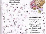 Birthday Card for 5 Year Old Granddaughter Happy Birthday Granddaughter Quotes Quotesgram by