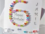Birthday Card for 6 Year Old Boy Handmade 3d 39 6 39 Card 6th Birthday Card Personalised