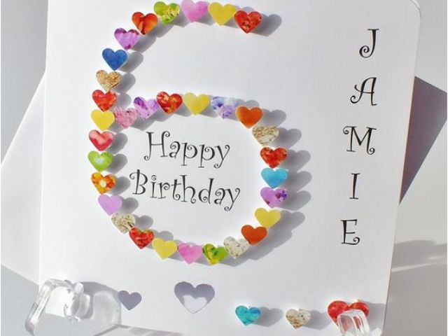 Download By SizeHandphone Tablet Desktop Original Size Back To Birthday Card For 6 Year Old Boy