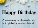 Birthday Card for A Cousin Sister Happy Birthday Cousin Quotes Wishes and Images