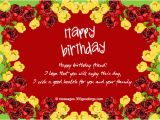 Birthday Card for A Good Friend Happy Birthday Wishes for Friends 365greetings Com