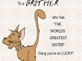 Birthday Card for Brother for Facebook Happy Birthday to A Brother Pictures Photos and Images