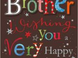 Birthday Card for Brother Images Ling Design Sparkly Brother 39 S Birthday Card Whsmith