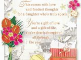 Birthday Card for Daughter Free Download Daughter Birthday Clip Art Clipart Collection