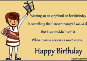 Birthday Card For Ex Girlfriend Wishes Wishesmessages Com