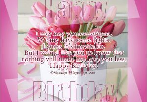 Birthday Card For Fiance Female Romantic Wishes 365greetings Com