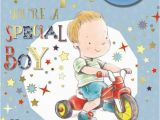 Birthday Card for Grandson 1st Birthday Great Grandson 39 S 1st Birthday Card 1 today Little Boy