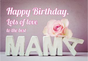 Birthday Card for Mama Create Your Own Birthday Cards Online Printed Mailed