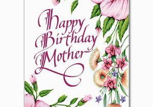 Birthday Card for Mama Happy Birthday Mother Birthday Card