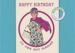 Birthday Card for Mama Mama 39 S Family Birthday Funny Birthday Card Mama 39 S