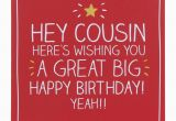 Birthday Card for My Cousin Gorgeous Happy Birthday Cousin Quotes Quotesgram
