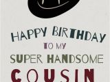Birthday Card for My Cousin Happy Birthday Cousin Grateful to Be Family