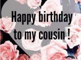 Birthday Card for My Cousin Happy Birthday Cousin Images Happy Birthday Cuz Pics