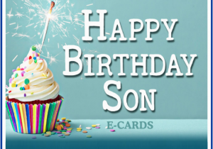 Birthday Card For Son On Facebook Epic Dgamesbox Com