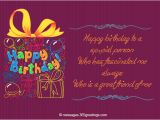 Birthday Card for Special Friend Message Birthday Wishes for someone Special 365greetings Com