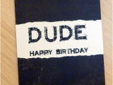 Birthday Card for Teenager Boy Male or Teenage Boy Happy Birthday Card Dude Vicki G