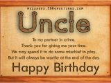 Birthday Card for Uncle From Niece Birthday Wishes for Uncle 365greetings Com