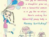 Birthday Card for Young Lady Genuinely Heartfelt Happy 20th Birthday Wishes and Quotes