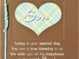 Birthday Card From Mother to son Free Birthday Cards for son Happy Birthday son Happy