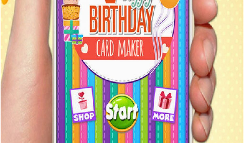 Birthday Card Generator Online Happy Maker App