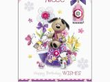 Birthday Card Images for Niece to A Wonderful Niece Birthday Card Karenza Paperie