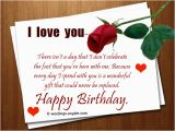 Birthday Card Love Sayings Birthday Wishes for Girlfriend Page 19