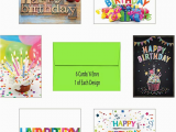 Birthday Card Packs Cheap 7 Off Discount Set Of 6 or Set Of 12 Birthday Cards
