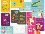 Birthday Card Packs Cheap Best Paper Greetings 48 Pack Children Birthday Cards